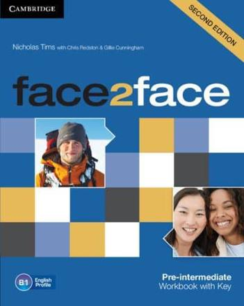 ISBN: 9781107603530 - Face2face Pre-intermediate Workbook with Key