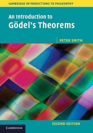 ISBN: 9781107606753 - An Introduction to Godel's Theorems