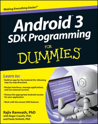 ISBN: 9781118008256 - Android 3 SDK Programming For Dummies