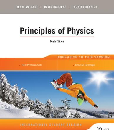 ISBN: 9781118230749 - Principles of Physics
