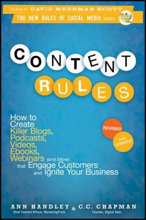 ISBN: 9781118232606 - Content Rules