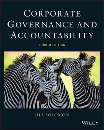 ISBN: 9781118449103 - Corporate Governance and Accountability