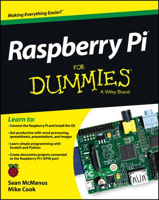 ISBN: 9781118554210 - Raspberry Pi For Dummies