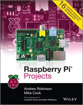 ISBN: 9781118555439 - Raspberry Pi Projects