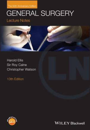 ISBN: 9781118742051 - General Surgery