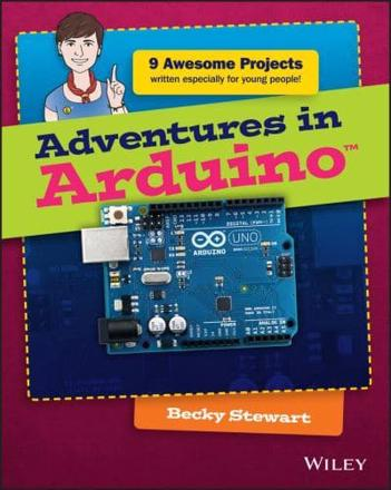 ISBN: 9781118948477 - Adventures in Arduino