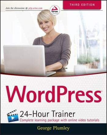 ISBN: 9781118995600 - WordPress 24-Hour Trainer