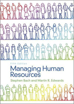 ISBN: 9781119991533 - Managing Human Resources