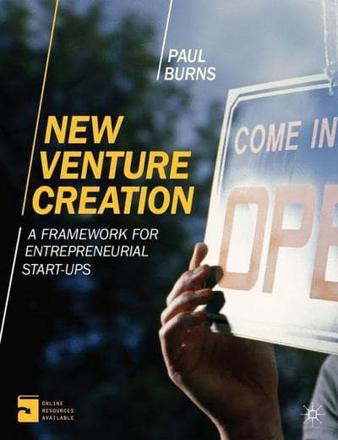 ISBN: 9781137332899 - New Venture Creation