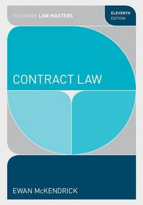 ISBN: 9781137475794 - Contract Law