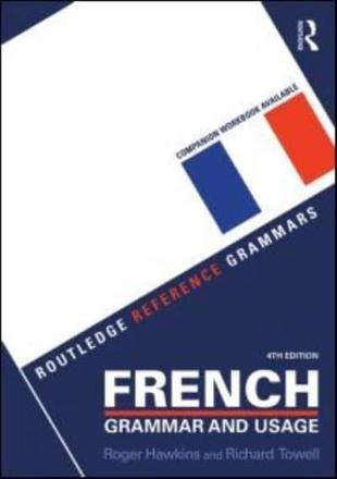 ISBN: 9781138851108 - French Grammar and Usage