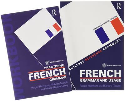 ISBN: 9781138898400 - French Grammar and Usage + Practising French Grammar