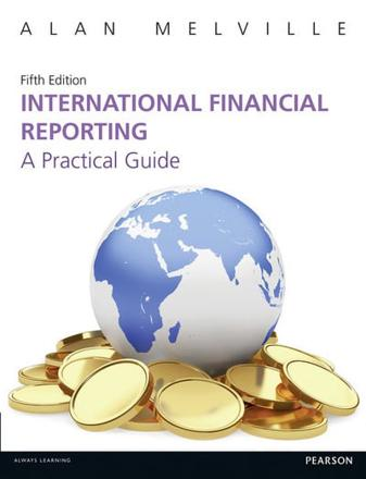 ISBN: 9781292086231 - International Financial Reporting