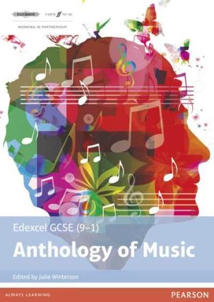 ISBN: 9781292118383 - Edexcel GCSE (9-1) Anthology of Music
