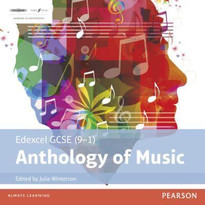 ISBN: 9781292118390 - Edexcel GCSE (9-1) Anthology of Music CD
