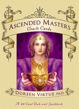 ISBN: 9781401908089 - Ascended Masters Oracle Cards