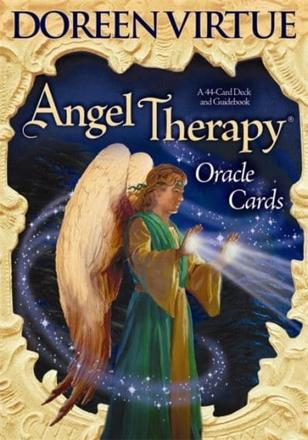 ISBN: 9781401918330 - Angel Therapy Oracle Cards