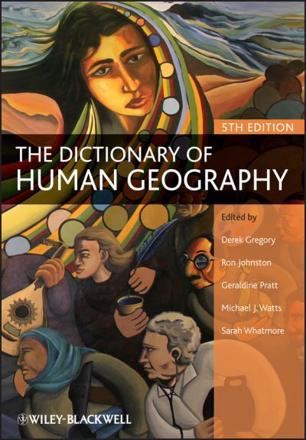 ISBN: 9781405132886 - The Dictionary of Human Geography
