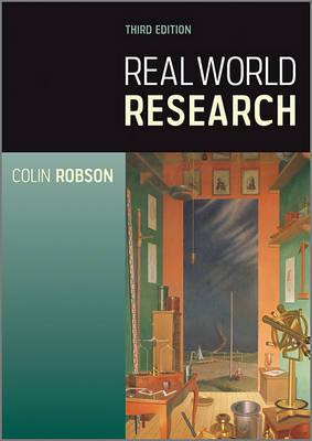 ISBN: 9781405182409 - Real World Research