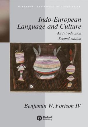 ISBN: 9781405188968 - Indo-European Language and Culture