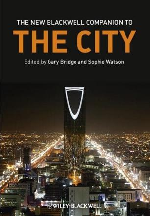 ISBN: 9781405189811 - The New Blackwell Companion to the City
