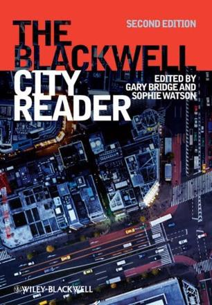 ISBN: 9781405189828 - The Blackwell City Reader