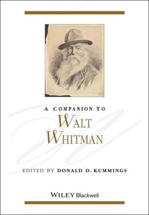 ISBN: 9781405195515 - A Companion to Walt Whitman