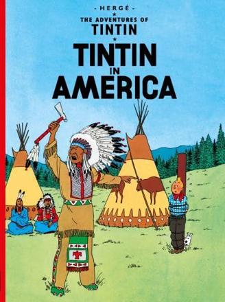 ISBN: 9781405206143 - Tintin in America