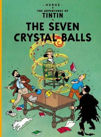 ISBN: 9781405206242 - The Seven Crystal Balls