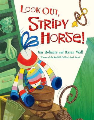 ISBN: 9781405242011 - Look Out, Stripy Horse!