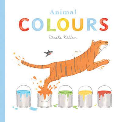ISBN: 9781405262781 - Animal Colours