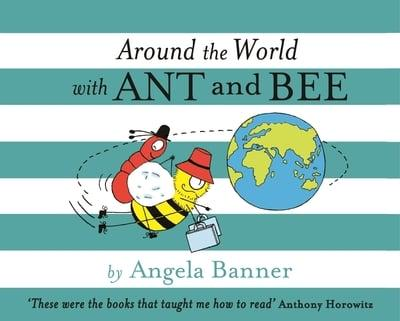 ISBN: 9781405266765 - Around the World with Ant and Bee
