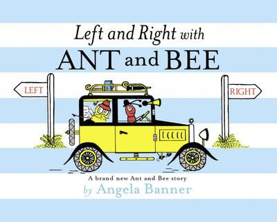 ISBN: 9781405279291 - Left and Right with Ant and Bee