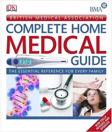 ISBN: 9781405348836 - BMA Complete Home Medical Guide