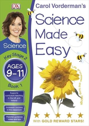 ISBN: 9781405363730 - Science Made Easy Life Processes & Living Things Ages 9-11 Key Stage 2 Book 1