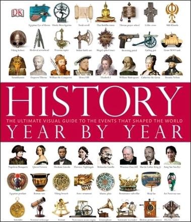 ISBN: 9781405367127 - History Year by Year