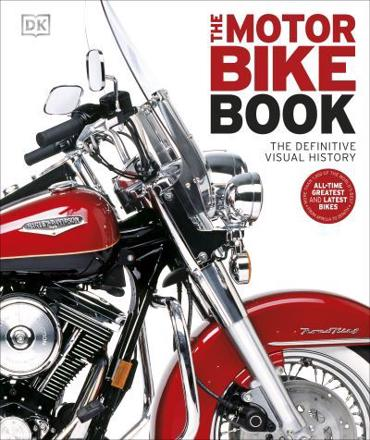 ISBN: 9781405394406 - The Motorbike Book