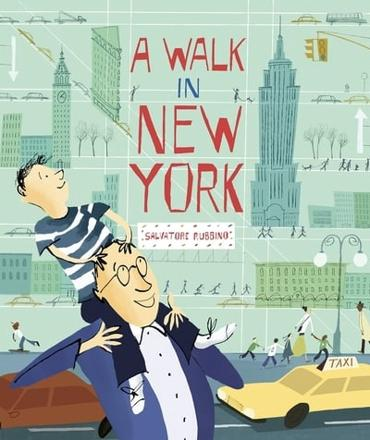 ISBN: 9781406321807 - A Walk in New York