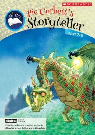 Storyteller: traditional tales to read, tell and write, For ages 7 to 9