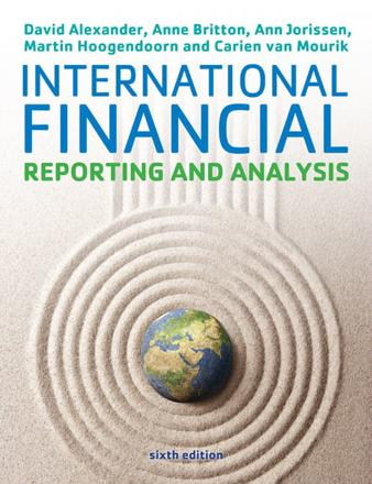 ISBN: 9781408088449 - International Financial Reporting and Analysis