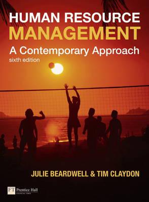 ISBN: 9781408271209 - Human Resource Management: A Contemporary Approach Plus MyManagementLab Student Access Card