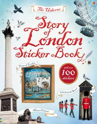 ISBN: 9781409532958 - Story of London Sticker Book