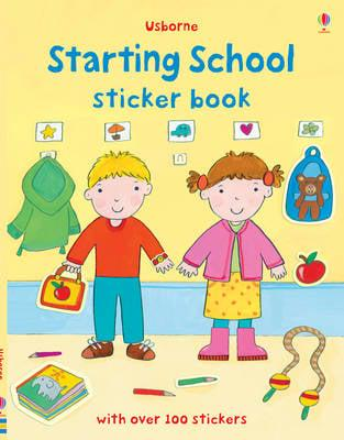 ISBN: 9781409534938 - Starting School Sticker Book