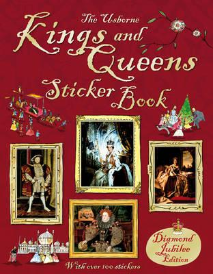ISBN: 9781409539520 - Kings and Queens Sticker Book