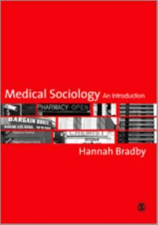 ISBN: 9781412902199 - Medical Sociology