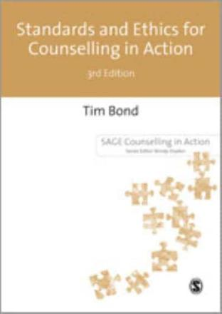 ISBN: 9781412902397 - Standards and Ethics for Counselling in Action