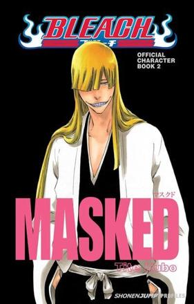 ISBN: 9781421542300 - Bleach Masked: Official Character: Book 2