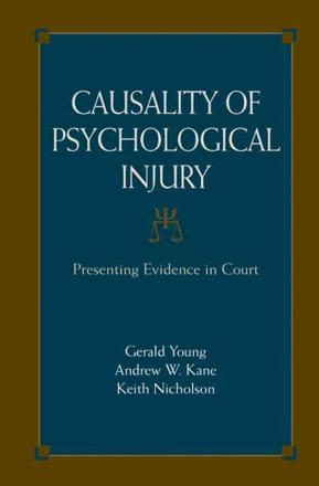 ISBN: 9781441942142 - Causality of Psychological Injury