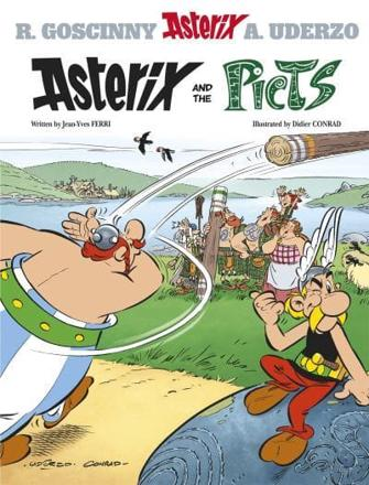 ISBN: 9781444011692 - Asterix and the Picts