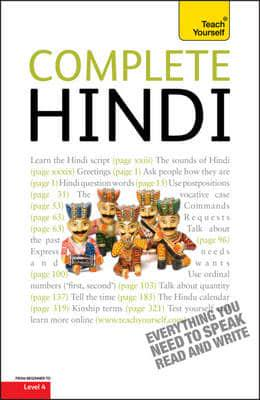 ISBN: 9781444106091 - Complete Hindi Beginner to Intermediate Course